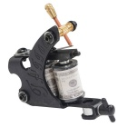 X100 High Performance 25000~30000RPM Beginner Learning Tattoo Machine - Black