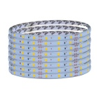 JIAWEN Waterproof 25W LED Strip Light Warm White 2000lm 300-SMD (5M)