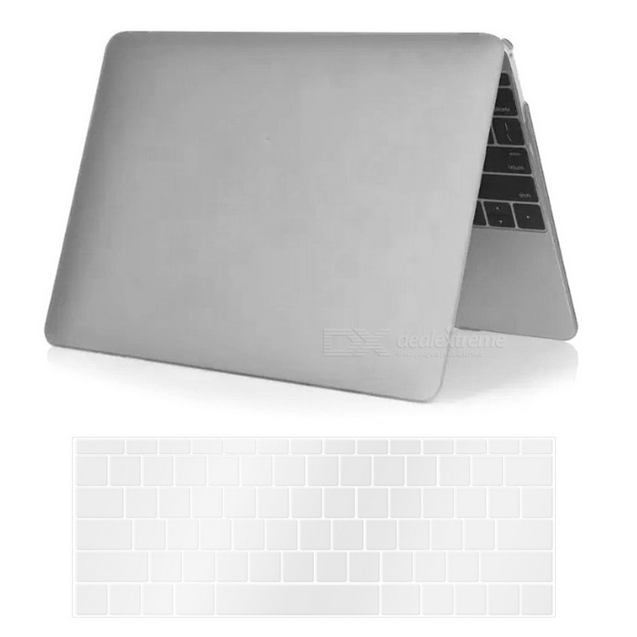 "Housse mr.northjoe + clavier pour MACBOOK 12"" - gris"