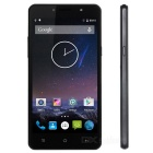"SISWOO C55  Android 5.1 MTK6753 Octa-Core 4G Phone w/5.5"" IPS HD,2GB RAM, 16GB ROM,13.0MP -Black"