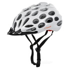 CTSmart Cycling Riding Honeycomb Design PC + EPS Bike Safety Helmet - White