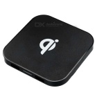 Dual-USB Wireless Charger for IPHONE / Samsung + More - Black