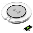 Qi Wireless Charger for Samsung S6 / S6 Edge, APPLE IWATCH, Nokia Lumia 920 / 930 + More - White