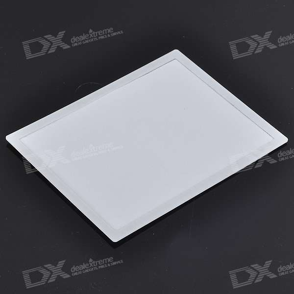 Repair Part Replacement Touch Screen Frame for NDS Lite - White touch screen replacement module for nds lite