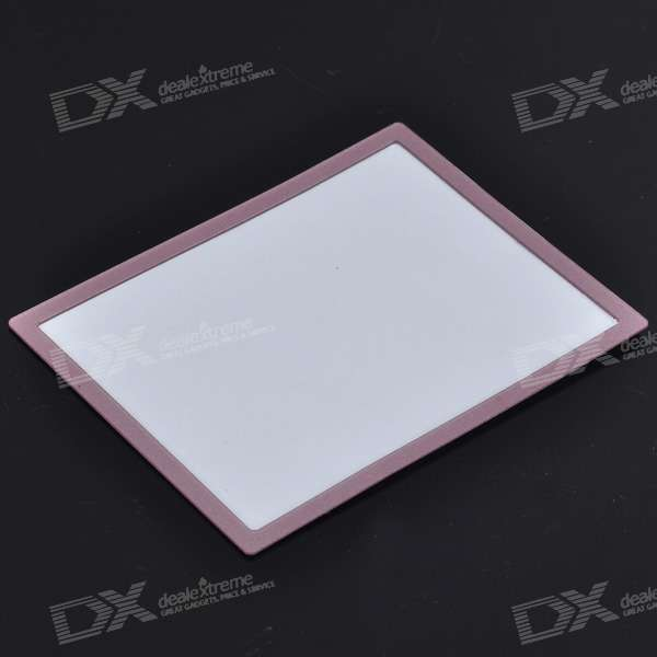 Repair Part Replacement Touch Screen Frame for NDS Lite - Rose Red touch screen replacement module for nds lite