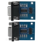 TX Transmitter / RX Receiver Modules - Dark Blue (2 PCS)