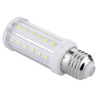 E27 9W LED Corn Light Bulb Cold White 800lm 40-5630 SMD (AC 100~240V)