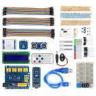 Nano BreadBoard Kit w/ IO Expansion Board / Sensors / LCD Display Module / Tutorial for Arduino