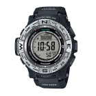 Genuine Casio Pro Trek PRW-3500-1DR Triple Sensor Digital Watch - Black