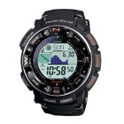 Genuine Casio Pro Trek PRW-2500R-1CR Triple Sensor with Tide and Moon Graph Digital Watch - Grey
