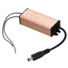 AC 110~265V to DC 24~48V LED Power Driver for Flat Lights Lamps - Pink Gold + Black