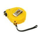 JAKEMY JM-RO103 Stainless Steel Tape Measure - White + Yellow (3m)