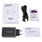 Tronsmart TS-WC3PC Quick Charging 2.0 3-USB Port Wall Charger - Black