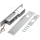 Steel Electric Mortise Lock for Entrance Guard - Silver