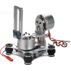 2-Axis Brushless FPV Camera Mount PTZ Gimbal Kit for DJI Phantom / Walkera QR X350 / GoPro Hero