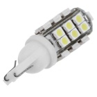 T10 4.2W LED auto Clearance Lamp Wit Licht 6000K 90lm 26-SMD (2 stuks)
