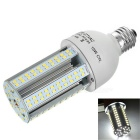 E27 15W LED Corn Bulb Lamp White Light 5758K 1611lm 140-SMD 3528 - White (AC 100~277V)