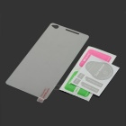 Tempered Glass Screen Guard Protector for SONY C4 - Transparent