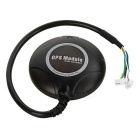 High Precision GPS Module with Compass - Black