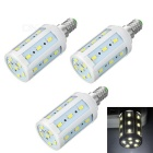 E145WLEDCornLampsWhiteLight6450K300lm24-SMD5730-White+Yellow(AC220~240V/3PCS)