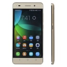 Huawei Honor Play 4C CHM-UL00 Android4.4 Octa-Core 4G Phone w/ 8GB ROM, OTG, 13+5MP - Champagne Gold