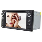 Rungrace RL-302DNAR03 6.2 inch 2 Din TFT Screen In-Dash Car DVD Player for Toyota With BT, RDS, ATV