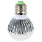 E27 3W Remote Control Dimmable RGB LED Bulb + 24-Key Controller