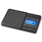 Prointxp Digital Pocket Scale - Gray (2 x AAA / 100g/0.01g)