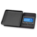 Prointxp Digital Pocket Scale - Gray (2*AAA / 100g/0.01g)