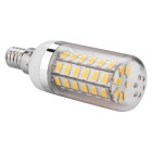 E14 11W LED Corn Bulb Warm White 3000K 920lm 56-5730SMD (AC 100-140V)