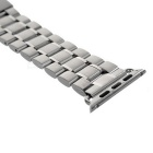 Mini Smile 42mm Watch Band w/ Attachments for APPLE Watch - Silver