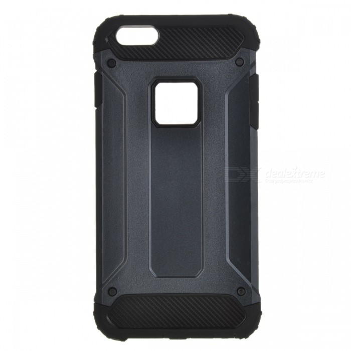 Kinston Diamond Series Armor Style Back Case for IPHONE 6 PLUS - Black