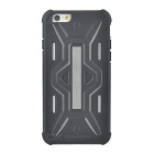 Kinston Diamond Series Armor Pattern Back Case for IPHONE 6 - Black