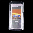 Crystal Case for Nokia N72