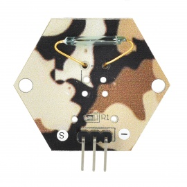Mini Magnetic Loop Module for Arduino - Camouflage