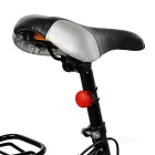 1-LED Bike / Mountain Bike Tail / Warn Light Red Light 3-Mode - Red