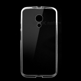 Ultra-Thin TPU Back Cover Case for Motorola MOTO G2 - Translucent