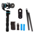 Feiyu Tech G4 3 Axis + Battery Extender Kit + 2 Extender Tools + Remote Control for Gopro 3 / 3+ / 4