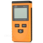 "BENETECH GM3110 2"" LCD Surface Resistance Meter Tester - Orange + Black (1 x 6F22)"