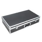Mini Aluminum Case Box for QAV250 Quadcopter / Remote Control FPV - Black + Silver