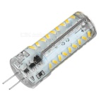 JRLED G4 5W LED Corn Lamp Warm White 400lm 81-SMD - White + Beige