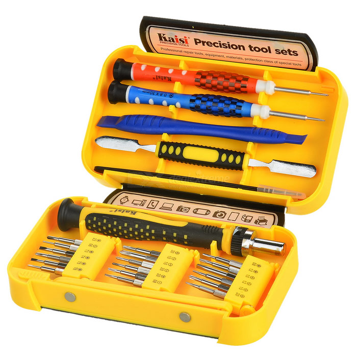 Kaisi K-P3024A 24-in-1 Multifunction Repairing Screwdriver Set