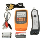 BENETECH GM60 Handheld Wire Cable Tracker - Orange + Black