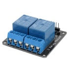 DIY 2-Relay 5V Module w/ Lamp (2 PCS)