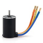 550 3800KV Sensorless Brushless Motor for RC Car Boat - Black