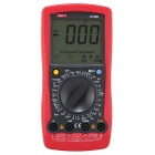 "UNI-TUT58B3.17""LCDManualDigitalMultimeter-Red+Grey(1x6F22)"