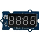 "Seeedstudio 0.4"" 4-Digit LED Display - Blue + Black"
