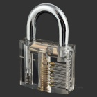 Transparent Copper Padlock for Training / Teaching