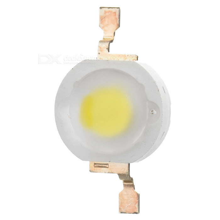 JRLED 3W 1-LED bulbo blanco frío 150lm (dc 3.2 ~ 3.5V)