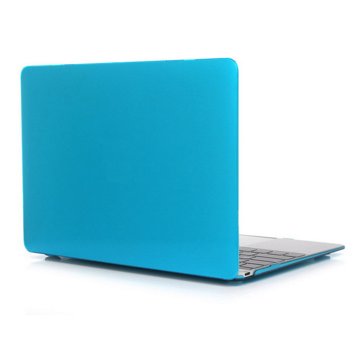 "ENKAY Protective Hard PC Full Body Case for MACBOOK 12"" - Light Blue"